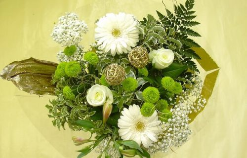 Bouquet of cut flowers - Weddings and Misc